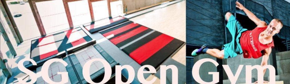Illustration open gym